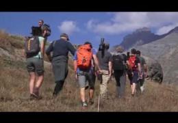 Embedded thumbnail for Swarovski Optik nel parco del Gran Paradiso tra natura e tecnologia