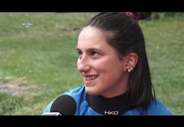 Embedded thumbnail for La Nazionale Femminile di Rafting prepara i mondiali a Villeneuve