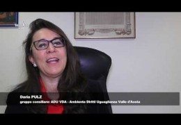 Embedded thumbnail for 16 dicembre 2019 Daria Pulz - ADU Ambiente Diritti Uguaglianza Valle d'Aosta