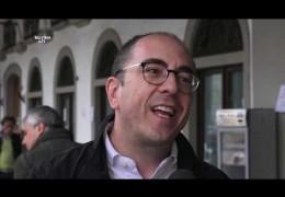 """Embedded thumbnail for Aosta: Un modo giusto di fare la spesa, con la qualità garantita, al Mercatino Campagna Amica, """"Lo tsaven"""", di Coldiretti Valle d'Aosta"""