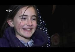 "Embedded thumbnail for Aosta: Coinvolgente e affascinante il Mercatino di Natale ""Marché Vert Noël""."