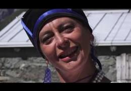 Embedded thumbnail for Accueil à l'Alpage: alpeggio La Manda Valtournenche